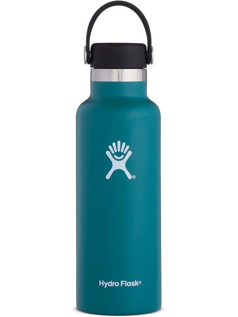 Hydro Flask Standard Mouth Flex Bottle 532ml Jade